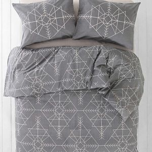 Urban outfitters duvet cover + pillowcases